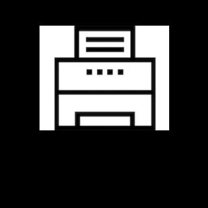 黑白多功能鐳射打印機